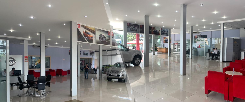 Showroom Nissan Bình Dương